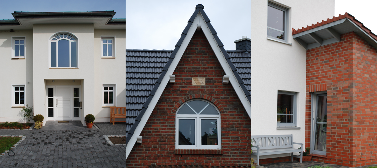 Die Fassade Bestimmt Den Charakter Edelsteinhaus